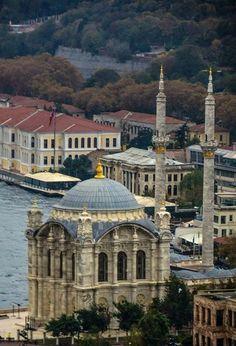 Ortakoy Camii /Istanbul / Turkey