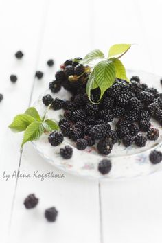 Blackberries in season!