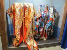Kimono at Matsura Historical Museum