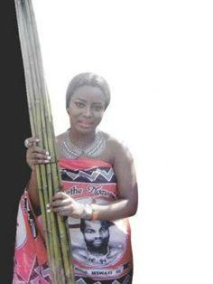 Her Royal Highness Princess Temaswati Dlamini of Swaziland. Princess Temaswati is one of the King's daughters. Tribal Warrior, Black Royalty, African Royalty, Warrior King, Cultural Diversity, African Diaspora, Prince And Princess, African History, Beautiful Black Women