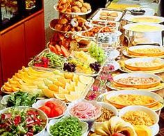 Wedding Planning Blog: Wedding Buffet Ideas on a Budget