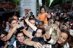 Ross Lynch In Paris. July 1, 2013 Disney Channel (France)