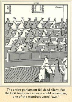 Cartoon Of The Day: Aye January 10 2018 At
