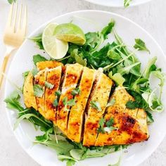 Add this Turmeric Ginger Grilled Chicken to your menu ASAP!hellip