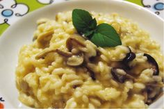 Receita de Risoto de Quinoa com Funghi
