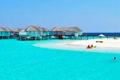 Ferie på Maldivene og andre eksklusive områder
