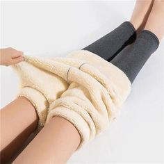 🔥Real warm high content cashmere!🔥 🔥Warm, fluffy and thick to keep the body warm and prevent heat loss. Currently 50%OFF and Free Shipping!! Enjoy this Winter with CaringShoppe.com Use Coupon Code GOCORONA and Get 10% Discount Instantly Grab this OFFER NOW. Before the Deal Ends!! Fleece Socks, Fleece Leggings, Skirt Leggings, Winter Leggings, Warm Leggings, Grey Leggings, Leather Leggings, Cashmere Leggings, Cashmere Wool
