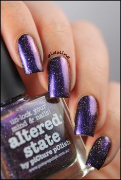piCture pOlish - Altered State  #nails #nailpolish #piCturepOlish #alteredstate @piCture pOlish