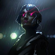 Gratuitous Cyberpunk Sex: Photo