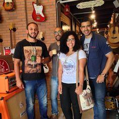 Hoje o #cafedas18 foi abençoado com a Comunidade Colo de Deus!