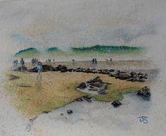 Oregon beach art for sale