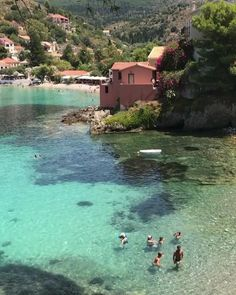 Kefalonia now Greece