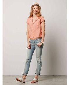 Short-sleeved shirt - Shirts - Official Scotch & Soda Online Fashion & Apparel Shops