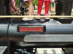 The General locomotive!
