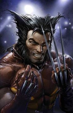 Comics, Webcomics, and other such Wolverine Images, Wolverine Art, Logan Wolverine, Marvel Comics Art, Marvel Vs, Marvel Heroes, Marvel Comic Character, Marvel Characters, X Men Personajes