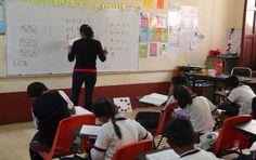 Abrumadora mayoría de maestros cumplieron su responsabilidad laboral en Gro, Mich. y Oax:SEP http://noticiasdechiapas.com.mx/nota.php?id=84622