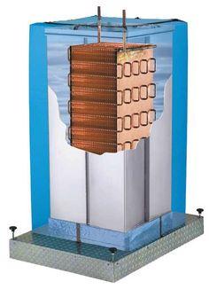 Latentwärmespeicher -- latent heat storeage energy speicher energie home haus