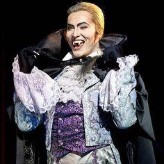 Milan als Herbert! Habt ihr ihn schon Live gesehen? #TanzDerVampire läuft noch bis September im #TheaterDesWestens !!