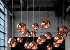 Afbeelding copper interieur