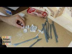 ▶ Modellare DAS per creare oggetti del presepe - Parte8 - YouTube