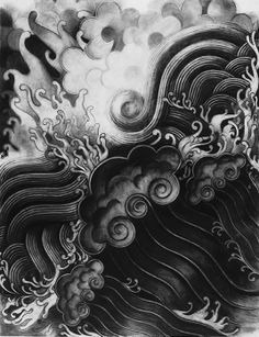 Beautiful stylized textures.