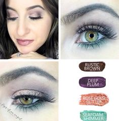 Shadow Sense, Gift Certificates, Your Lips, Cool Eyes, Mary Kay, Kara, Diy Beauty, Savannah, Makeup Looks