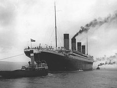 At 11:40 April 14 1912, the Titanic struck an iceberg in the North Atlantic causing 6 of her compartments to be ripped open.  On board were 2,206 souls including a crew of 898.  There were only enough lifeboats to hold about 700.  At 2:20 April 15, the Titanic sank beneath the waves. About an hour later, the Carpathia arrived at the scene to take aboard 705 survivors.
