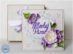 MiniArt - hand made with love: Kartka ślubna - DT Craft Passion