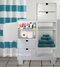 modular cube modern bathroom cabinet storage