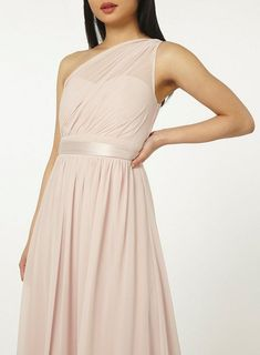 538350f812d   Showcase Petite Blush  Sadie  Maxi Dress