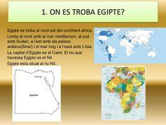 Projecte 5è - ANTIC EGIPTE Cover, Books, Countries, Cairo, Libros, Book, Book Illustrations, Libri