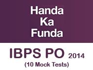 IBPS PO Test Series - 10 Mocks Tests. Buy IBPS PO Online Test Series