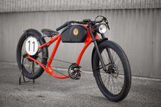 Retro OTO Electric Bicycles