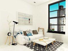 Small apartment 34sqm in London