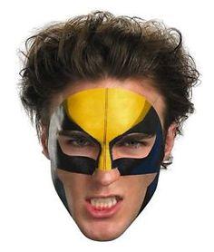 wolwerine makeup - Pesquisa Google