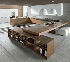 150 Designs of Kitchen Room: Modern and Sleek Interiors