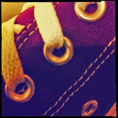 baseball boots close up, photo by davidcoxon, via Flickr