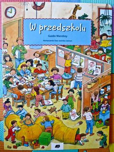 Maluszkowe inspiracje: W przedszkolu