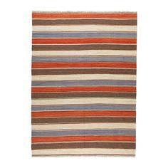 PERSISK KELIM GASHGAI Teppich flach gewebt IKEA Handgewebt von talentierten Kunsthandwerkern; jedes Produkt ist einmalig in Muster und Größe.