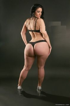 Big butt older white women