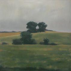 megan lightell - recent work - Early Evening, 36x36, 2011