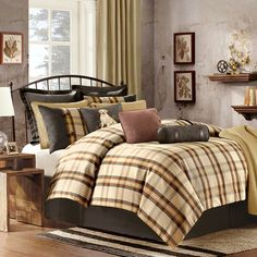 Woolrich Oak Harbor Bedding Collection