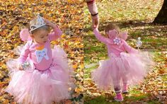 Tooth Fairy Halloween costume for kids