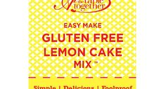 ASSORTED GLUTEN-FREE MIX BUNDLE (6) by AT THE TABLE TOGETHER on @UDKitchen http://undiscoveredkitchen.com a digital farmers' market for specialty, small batch food!
