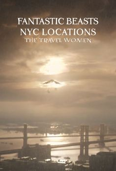 Fantastic Beasts and Where to Find Them NYC Locations. Where do we find the first installment of J.K. Rowling's Fantastic Beasts series other than New York City in the 1920s? The magical prequel series takes place a lifetime before Harry Potter in 1926 to be exact. Click through to see which current NYC landmarks, in order of appearance, inspired and appeared in Fantastic Beasts and Where to Find Them.   The Travel Women #fantasticbeasts #NYC #NewYorkCity #filmlocations