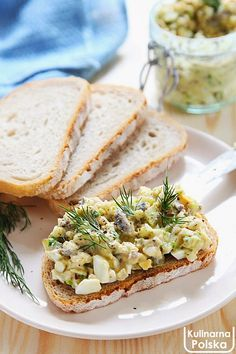 hekele-przepis Breakfast Photography, Food Photography, Polish Recipes, Avocado Toast, Allrecipes, Salads, Sandwiches, Food And Drink, Appetizers