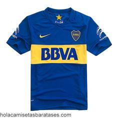 Camiseta Primera Boca Juniors 2016  €15.5
