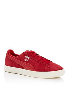 8e602f8dc7611f PUMA PUMA Men s Clyde Normcore Suede Lace Up Sneakers.  puma  shoes   Pumas