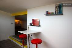 Studio calme et cosy Saint Pierre à Bordeaux... et voilà ! ;) c'est un début...
