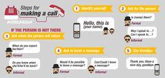 Si tienes nervios al hacer una llamada en inglés, aquí tienes unos consejos